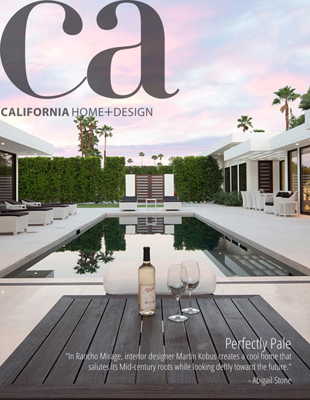 California Home Design Magazine