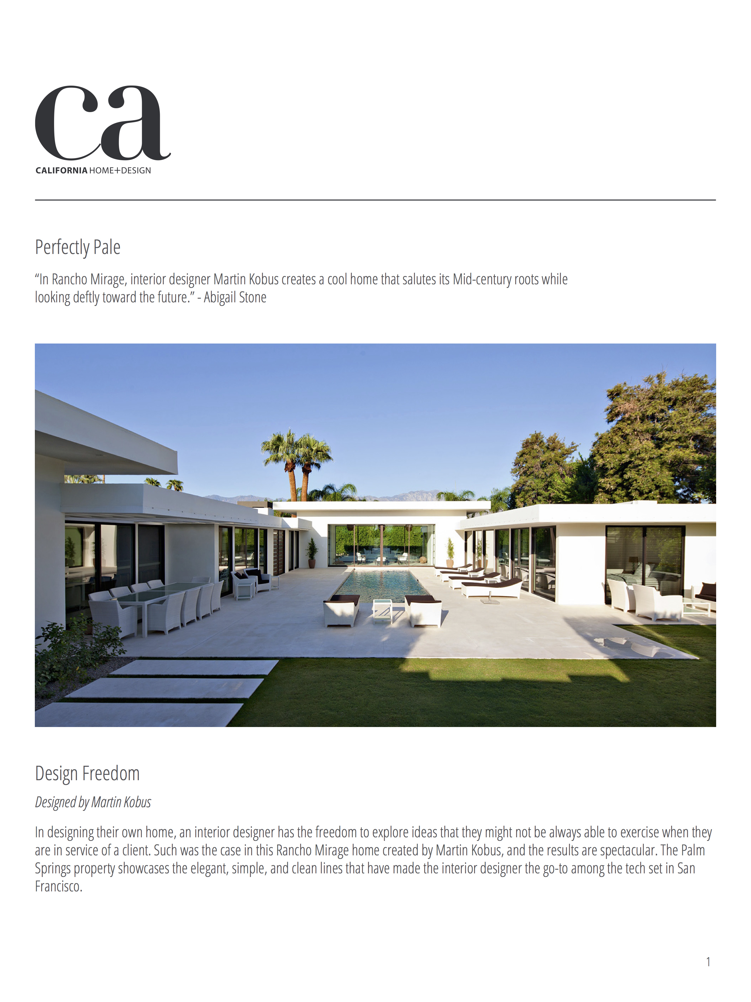 Home And Design Magazine Contact